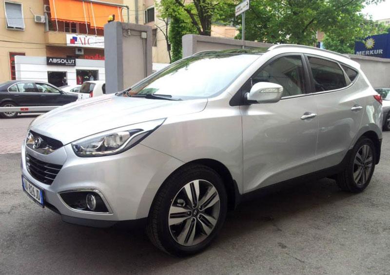 HyundaiIX35 2.2 CRDI 4WD