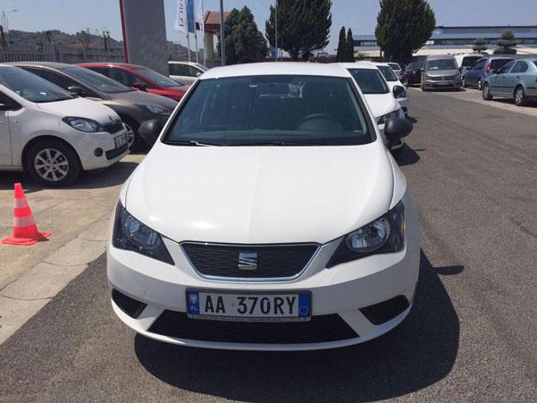 Seat Ibiza 1.2 TDI CR Ecomotive