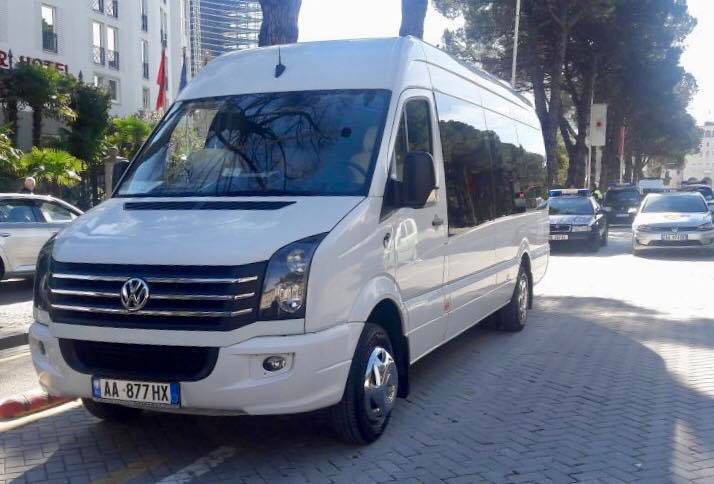 VW Crafter 2.5 TDI