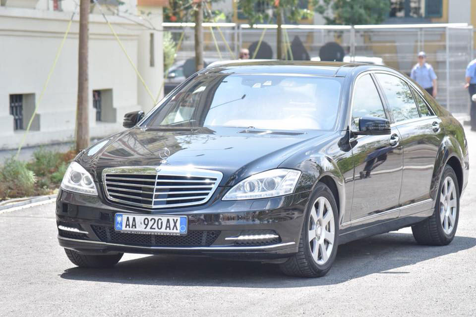 Mercedes Benz S Class 350 Lounge Extra Full Luxury