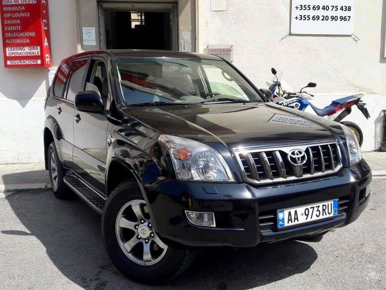 Toyota LAND CRUISER 3.0, 4WD