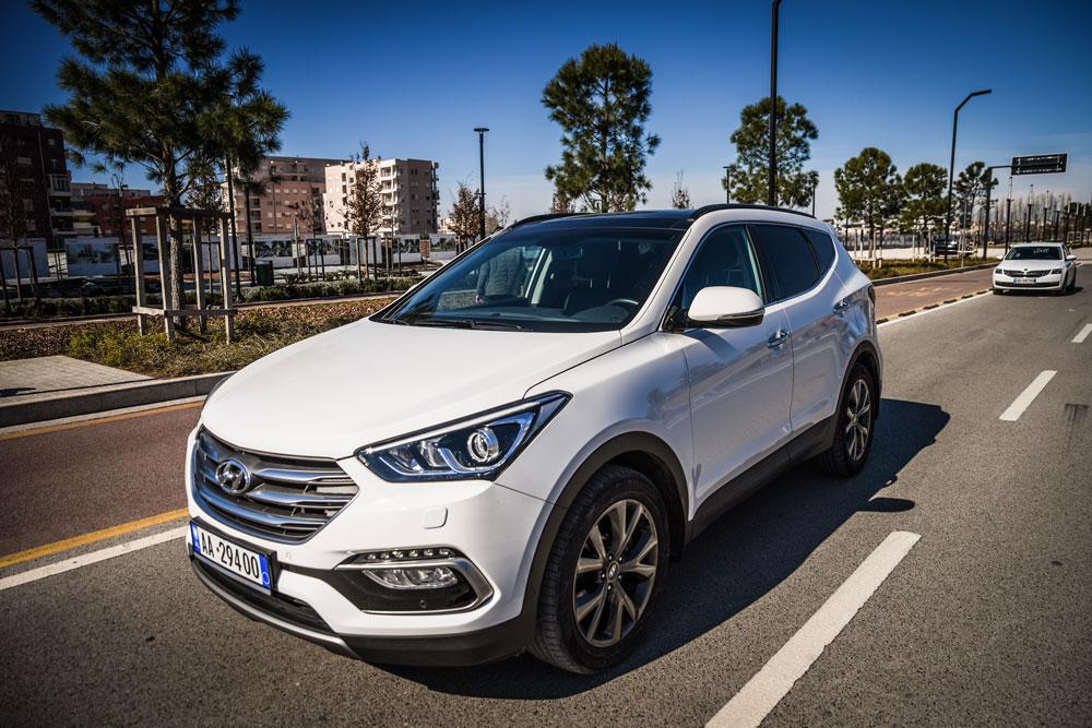 Hyundai SANTA FE 2.2 CRDI 4WD