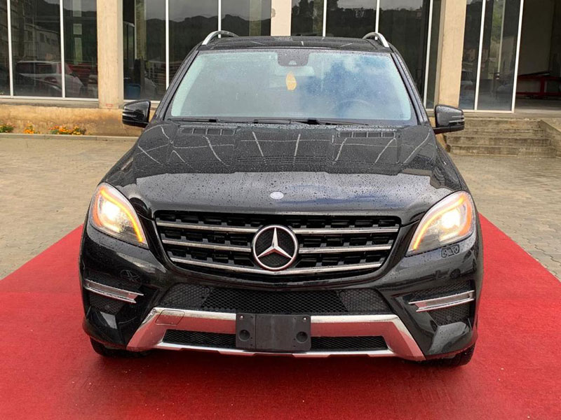 Mercedes- BENZ ML 3.0 4WD