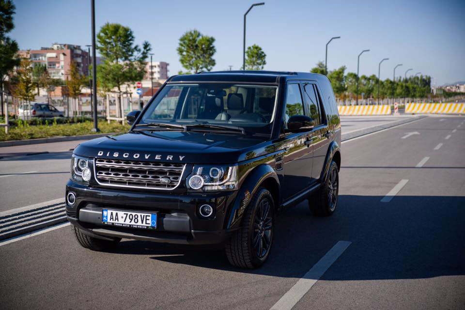 Land Rover DISCOVERY4 TDV6 S 3.0 4WD