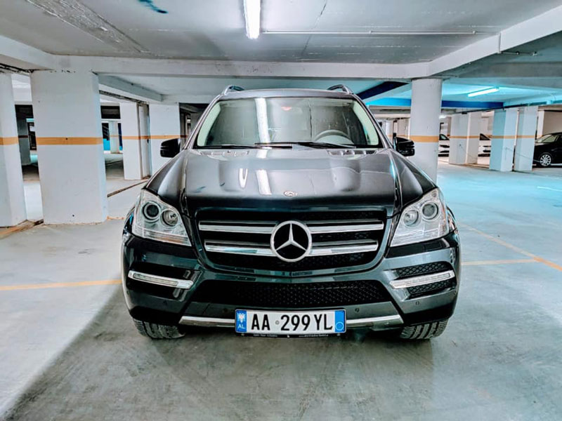 Mercedes Benz GL 350 Bluetec 4WD